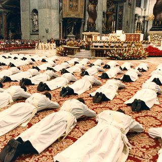 Dignity & Holy Orders