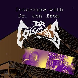 Dr. Jon from DR, COLOSSUS talks 'I'm A Stupid Moron With An Ugly Face And A Big Butt And My Butt Smells And I Like To Kiss My Own Butt'