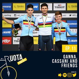 11 - Ganna, Cassani and Friends