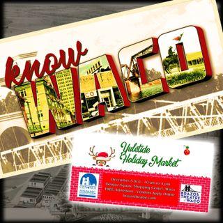 Brazos Theatre Yuletide Holiday Gift Market
