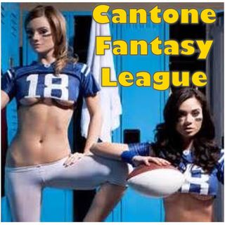 Cantone Fantasy League podcast (WK 6)