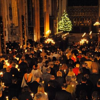A Christmas Classic Tradition, with Lessons and Carols