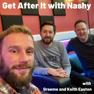 Episode 64 - Podcasting with Graeme and Keith Easton from Woosh Entertainments