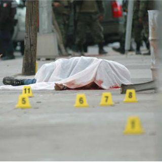 2019 año más violento en México