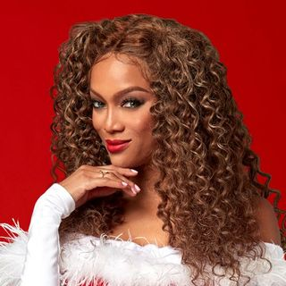 Tyra Banks - Redefining Beauty In The Digital Age
