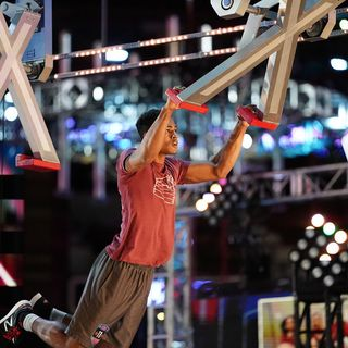 "Episode #76: David ""Da Cake Ninja"" Wright TALKS 'American Ninja Warrior'"