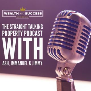 The Straight Talking Property Podcast