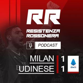 S02 - E38 - Milan - Udinese 1-1, 3/03/2021