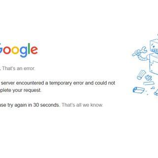 Crash di Google anche nel vicentino. Colpiti anche i pc di migliaia di studenti: Classroom fuori uso