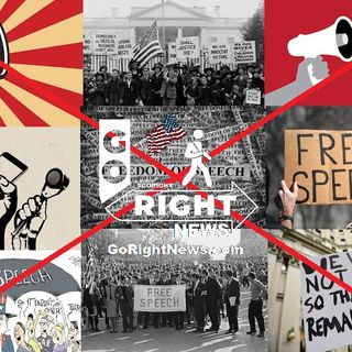 1984 Misinformation Big Tech Takedown - Will you Lay down your digital lives for free speech?