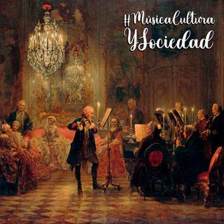 La Música en la corte de Federico el Grande