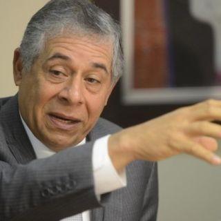 Así inició Roberto Salcedo en la política