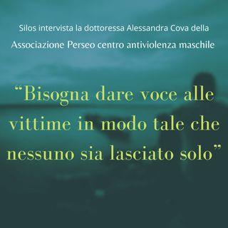 """Silos-"""" I problemi maschili non sono solo problemi maschili"""" con Alessandra Cova (As. Perseo)"""