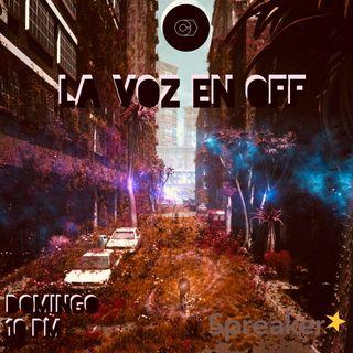 La Voz en off 22x1