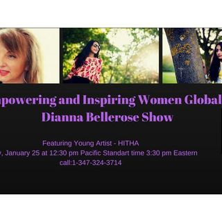 Empowering and Inspiring Women Globally - Female Artist, HITHA
