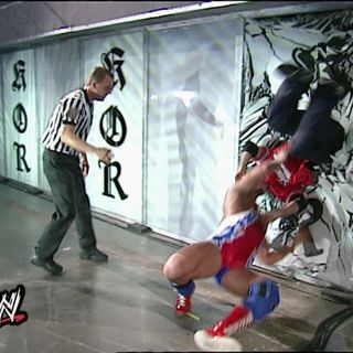 Wrestling Nostalgia: Kurt Angle vs Shane McMahon at King of the Ring 2001