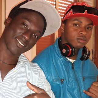 PIOGGIA E MUSICA Senegalese-Radio Cantieri Sociali 3.0