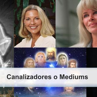 #162 ¿Qué es canalizar espiritualmente? ¿Es lo mismo que ser Médium? (Podcast)