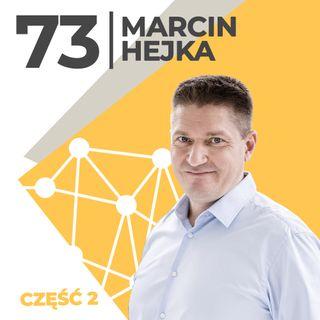 Marcin Hejka - o wytrwałości długodystansowca w biznesie - cz.2 - OTB Ventures