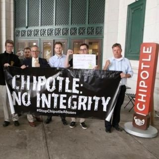 Teamsters Continue Nationwide Protests Against Chipotle