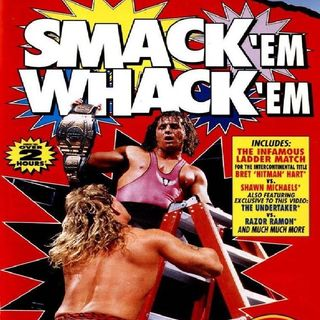 ENTHUSIASTIC REVIEWS #59: WWF Smack em Whack em Home Video (1993) Watch-Along