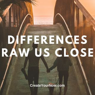 1666 Differences Draw Us Closer