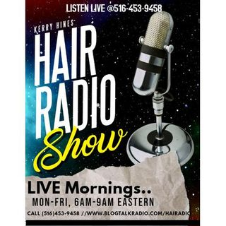 The Hair Radio Morning Show #428  Tuesday, April 7th, 2020