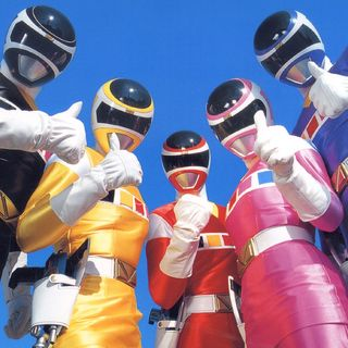 Especial Power Ranger