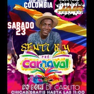 Radikal Pre Caranaval Senti K.Y Sábado 23 De Febrero DISCOTECA Jair Sport Bar