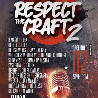 Talking RESPECT the CRAFT 2