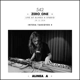 Alinea A #542 Zero_one (Intera) - 28.12.2018
