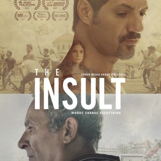 """""""L'insulto"""" di Ziad Doueri"""