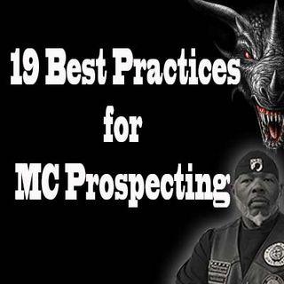 19 Best Practices for MC Prospecting 'Prospect's Bible Study'
