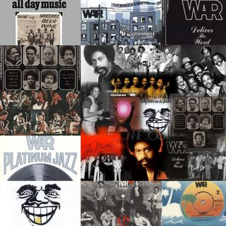 """""""War The Musical Jammin' Journey"""" {On iHeartRadio Podcast}"""
