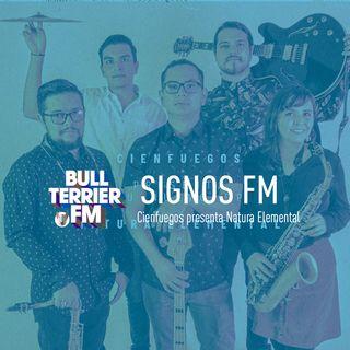 SignosFM Entrevista Cienfuegos presenta Natura Elemental