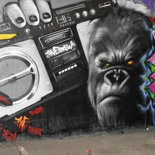 King Kong is gonna Rock This Town