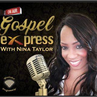The Gospel eXpress with Nina Taylor