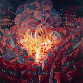 Palazzeschi. L'etica del fuoco e l'uomo in fumo - Guerra all'Arte #11