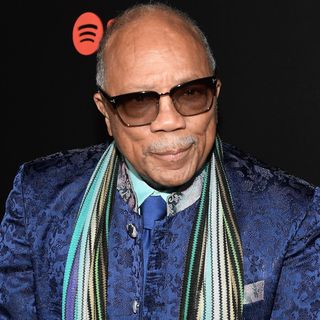 Music Legend 'Quincy Jones' Tells All About Iconic Celebrity Friends!