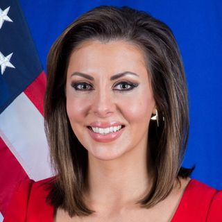 Morgan Ortagus, Savy State Department Spokeswoman Talks Middle East Politics with Felice Friedson