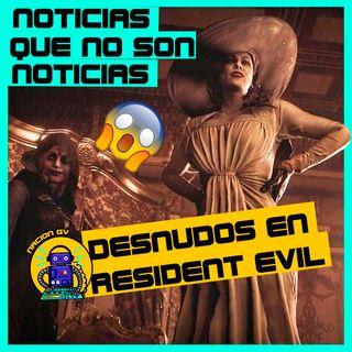 Noticias Geek: Desnudos en Resident evil | 7 de febrero