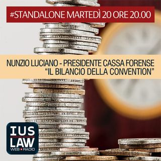 """Standalone - """"il Bilancio della Convention"""" -  20 giugno ore 20:00"""