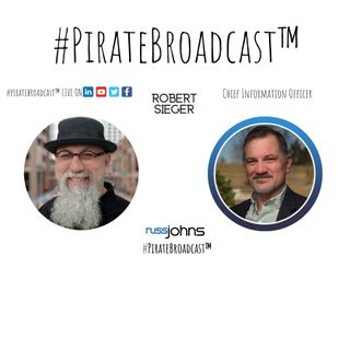 Catch Robert Sieger on the #PirateBroadcast™