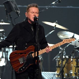 Don Henley: Life on the road with the Eagles and what brings him so much joy on stage!