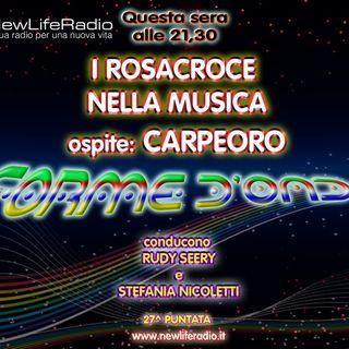 Forme d'Onda - I Rosacroce nella Musica G. Carpeoro -16-04-2015
