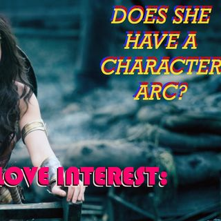 Diana Prince - Does She Have an Arc?