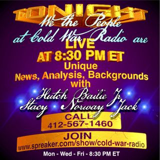 CWR#627 Friday Night Panel