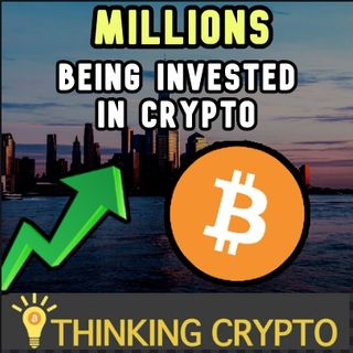HUGE! NEW $450 CRYPTO FUND a16z - Atomic Loans Bitcoin Lending - Bitcoin To Move to PoS?