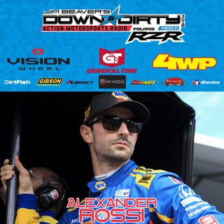 #401 - Alexander Rossi On Air