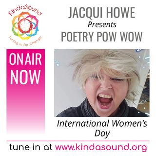 Woman's Day Stories and Poems (Part 1) | Poetry Pow-Wow with Jacqui Howe